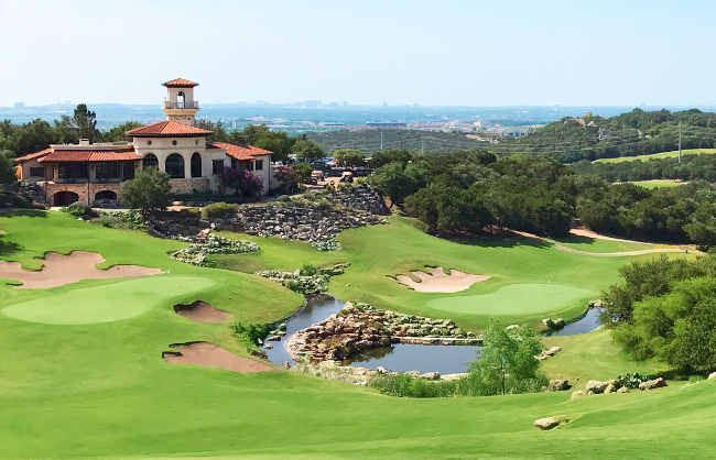 San Antonio Golf | La Cantera Golf Club