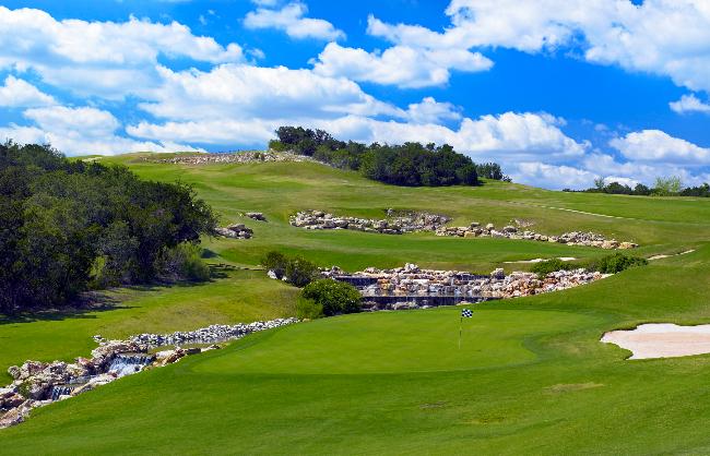 San Antonio Golf   La Cantera Golf Club